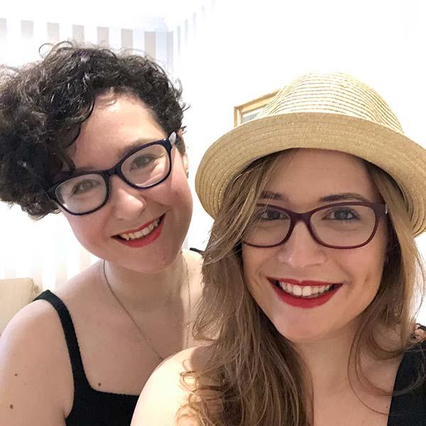 Tamara y Juliss (Manzanitas Traducciones)
